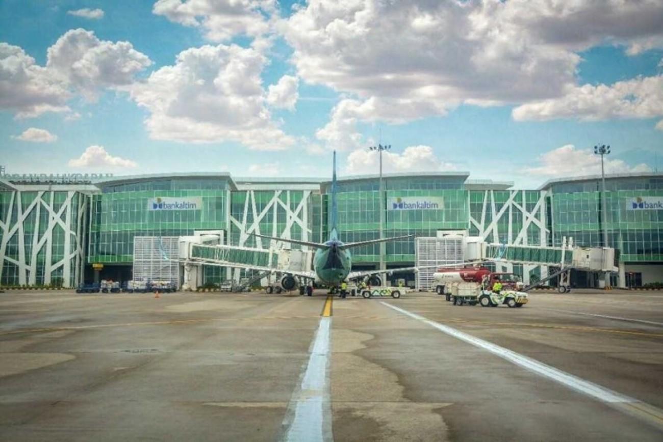 Waktu Operasi Bandara SAMS Dikurangi