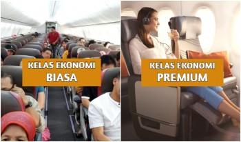 5 Jenis Tipe Kursi Pesawat yang Perlu Kamu Tahu, Mulai dari Ekonomi sampai First Class. Yuk Kepoin!