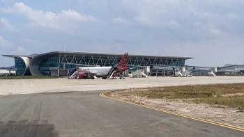 Bandara APT Pranoto Akan Ditutup 20 Hari