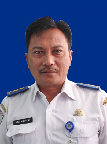 Ahmad Maslihuddin, ST.